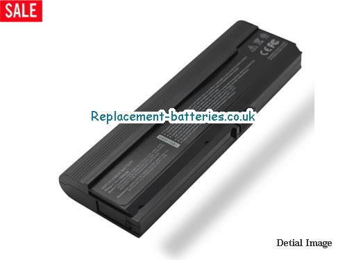 BT.00604.001 Battery, 11.1V ACER BT.00604.001 Battery 7800mAh