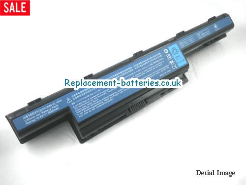 10.8V ACER ASPIRE 4551-2615 Battery 4400mAh