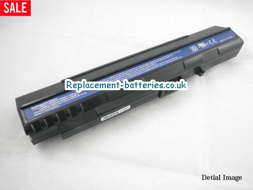 11.1V ACER ASPIRE ONE D150 SERIES Battery 4400mAh