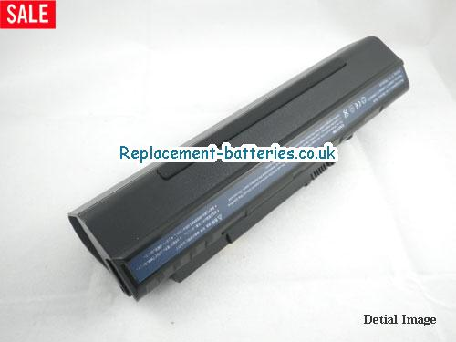 11.1V ACER ASPIRE ONE D150 SERIES Battery 6600mAh
