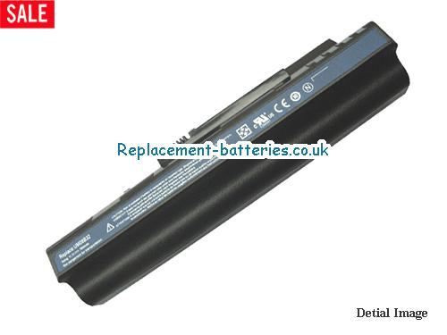 11.1V ACER ASPIRE ONE D150 SERIES Battery 7800mAh