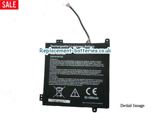 Genuine BP-GOLF2 Battery For Acer BPGOLF2 40051000 laptop in United Kingdom and Ireland