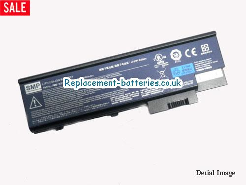 14.8V ACER 3002WLMI CB Battery 2200mAh