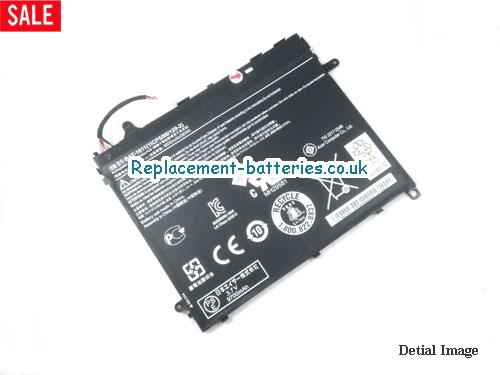 Genuine BTA-1011 Battery For Acer Iconia Tab A510 A700 9800mah 36Wh in United Kingdom and Ireland