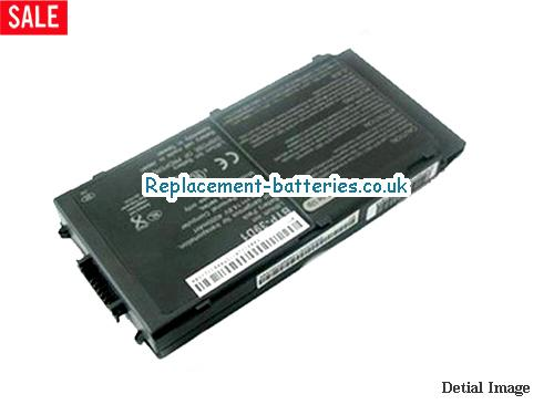 BTP620 Battery, 14.8V ACER BTP620 Battery 4400mAh