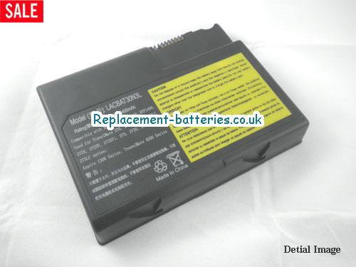 BT.A0101.001 Battery, 14.8V ACER BT.A0101.001 Battery 4400mAh