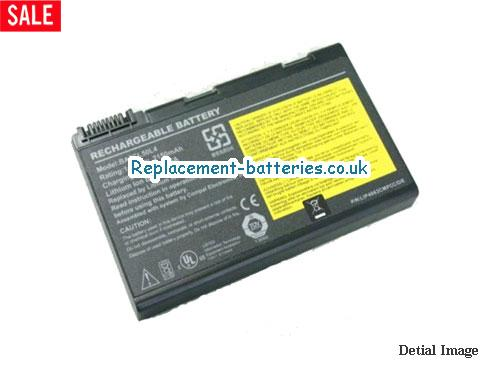 14.8V ACER ASPIRE 9104WLM Battery 2150mAh