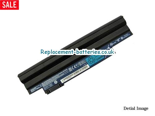 11.1V ACER ASPIRE ONE D260-N51B/KF Battery 2200mAh