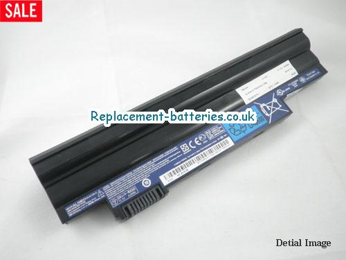 11.1V ACER ASPIRE ONE D260-N51B/KF Battery 4400mAh