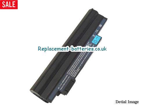 11.1V ACER ASPIRE ONE D260-N51B/KF Battery 5200mAh, 48Wh