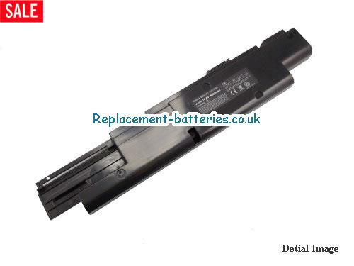 14.8V ACER ASPIRE 1702 Battery 6600mAh
