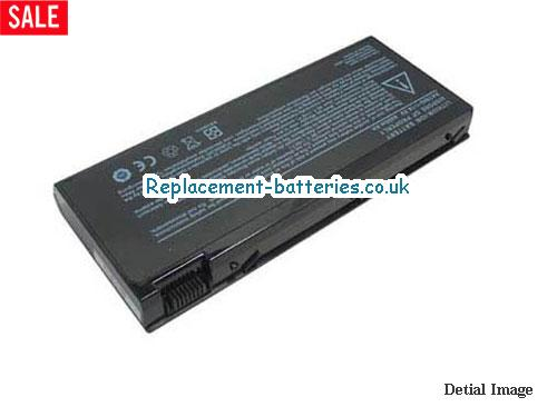 10.8V ACER ASPIRE 1356 LC Battery 4400mAh
