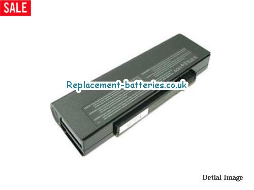 11.1V ACER TRAVELMATE 3204XMI Battery 7200mAh