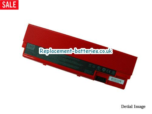 BT.00803.012 Battery, 14.8V ACER BT.00803.012 Battery 4400mAh