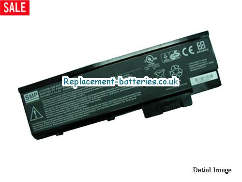 ACER 916C4220F,SQU-501,Acer GR8 Series Laptop Battery Black   in United Kingdom and Ireland