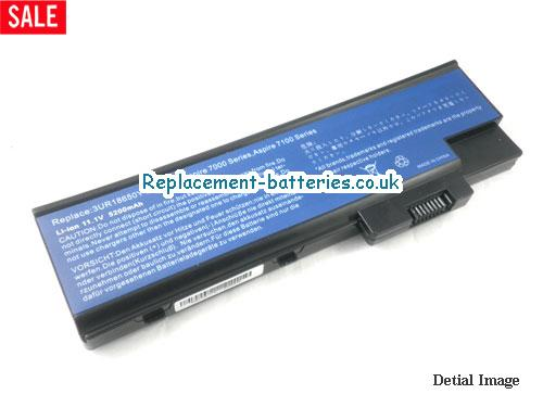 10.8V ACER ASPIRE 5675WLMI Battery 4000mAh
