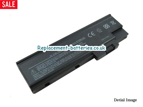 11.1V ACER 3002WLMI CB Battery 4400mAh