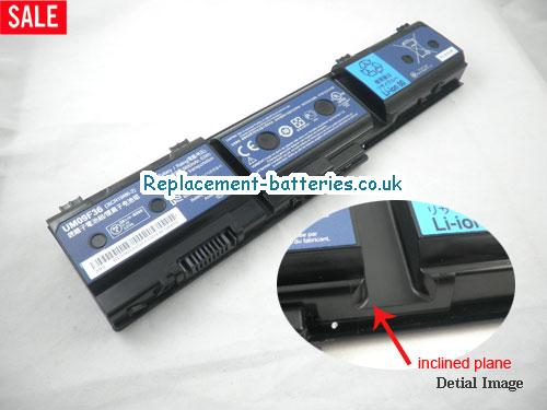 AK.006BT.069 Battery, 11.1V ACER AK.006BT.069 Battery 5600mAh, 63Wh