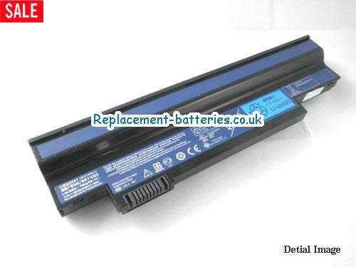 10.8V ACER ASPIRE ONE 532H-2964 Battery 4400mAh