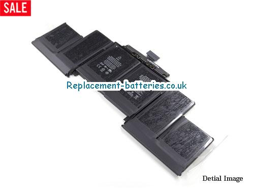 A1618 Battery For Apple MacBook Pro A1398 Laptop in United Kingdom and Ireland