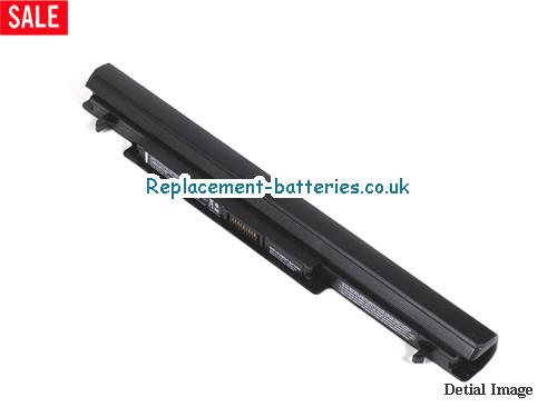 14.8V ASUS U48CA Battery 2600mAh