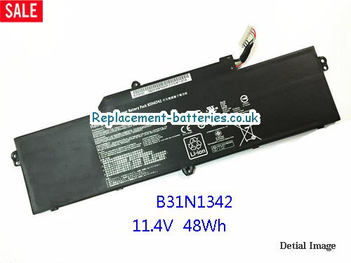 UK 48Wh Long life laptop battery for Acer Chromebook C200MA, Chromebook C200, C200MA_C-1A, C200MA-DS01 C200MA-KX003,