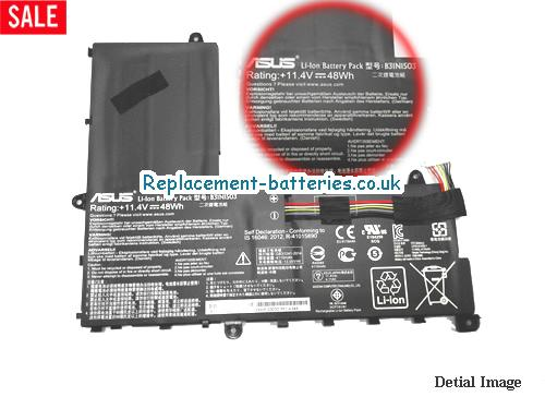 Genuine ASUS B31N1503 Battery For E202SA Series Laptop 48wh in United Kingdom and Ireland