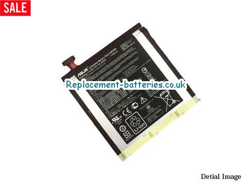 Genuine Asus C11P1329 Battery For MeMO Pad 8 Series in United Kingdom and Ireland