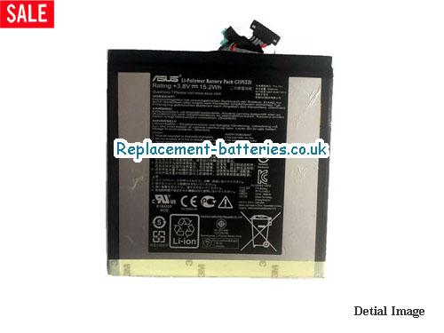 Genuine Asus C11P1331 Battery For Fonepad 8 FE380CG in United Kingdom and Ireland