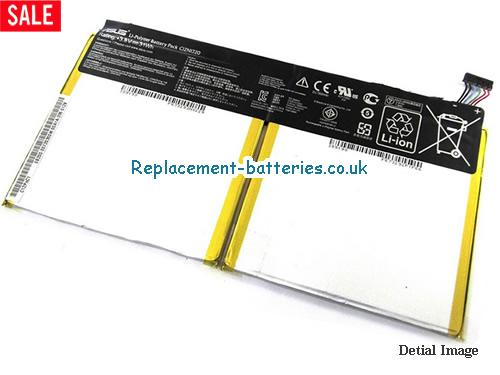 3.8V ASUS TRANSFORMER BOOK T101TA Battery 31Wh