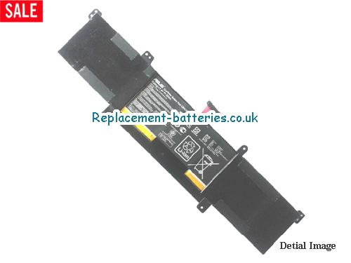 C21PQ2H Battery, 7.4V ASUS C21PQ2H Battery 38Wh