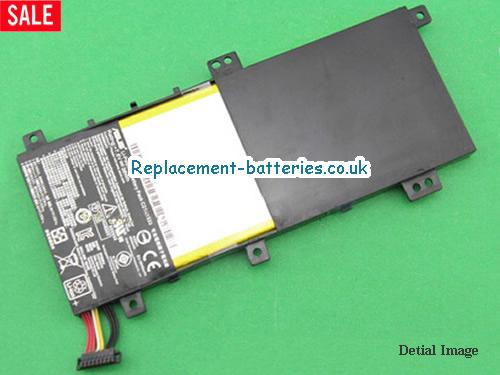C21N1333 laptop battery for ASUS X454 series 7.6V 38Wh in United Kingdom and Ireland