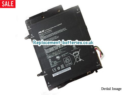 Genuine C22N1307 Battery For Asus T300LA Series Laptop in United Kingdom and Ireland
