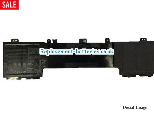 Genuine C42N1630 Battery For Asus UX550VD UX550VE Series Laptop in United Kingdom and Ireland