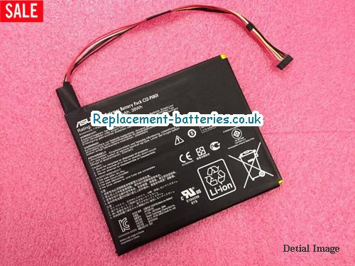Genuine C12-P1801 battery for Asus Transformer AiO P1801 in United Kingdom and Ireland