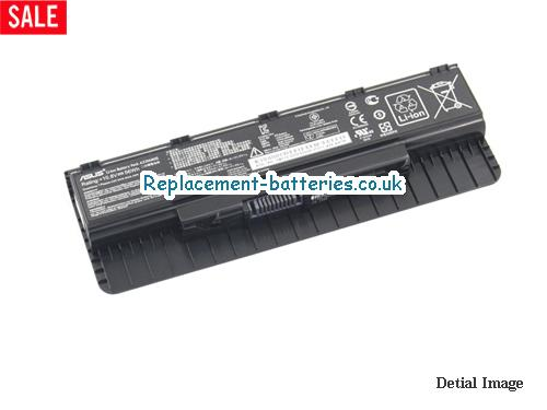10.8V ASUS G551JX-DM198H Battery 56Wh