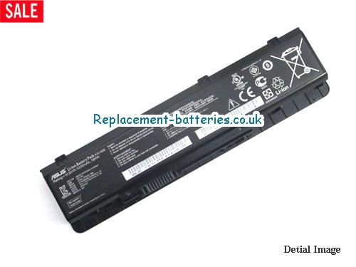 ASUS N45 N45E N55 N55E N55S N75 A32-N55 Replace Laptop Battery  in United Kingdom and Ireland