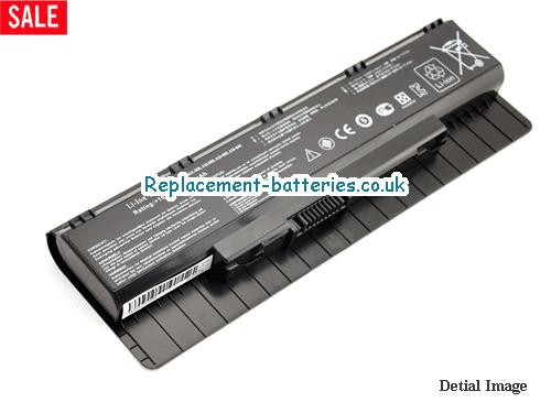 A33-N56 Battery, 10.8V ASUS A33-N56 Battery 5200mAh