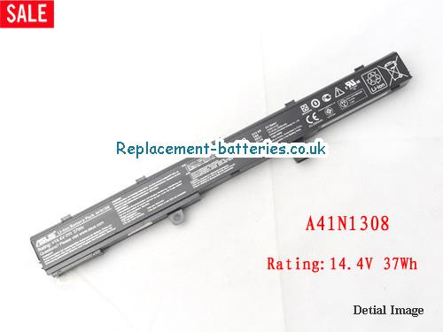 14.4V ASUS X551CA Battery 37Wh