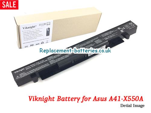 Viknight A41-X550A Battery For Asus X450 X550 Series Laptop in United Kingdom and Ireland