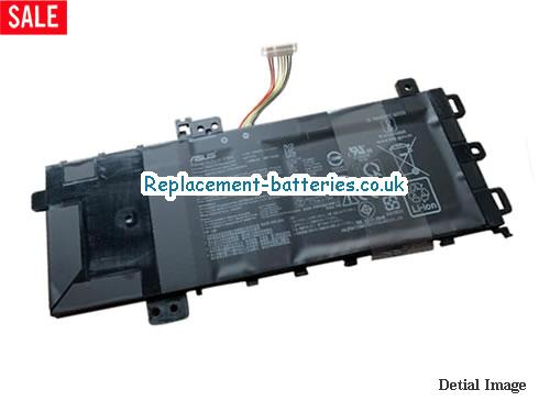 Genuine Asus C21N1818-1 Battery Rechargeable 2ICP7/54/83 Li-ion 37Wh in United Kingdom and Ireland