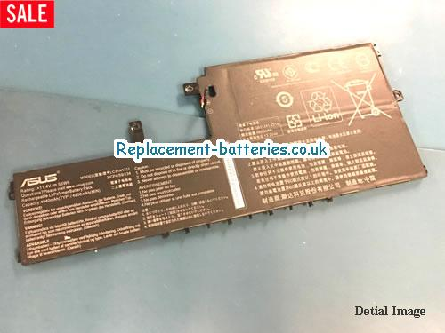 C31N1721 Asus Battery Li-Polymer 11.4V 59Wh in United Kingdom and Ireland