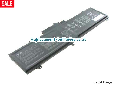 Genuine Asus C41N1837 Battery Rechargeable Li-ion For ROG Zephyrus Series in United Kingdom and Ireland