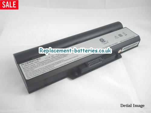 2200 Battery, 11.1V AVERATEC 2200 Battery 7200mAh, 7.2Ah