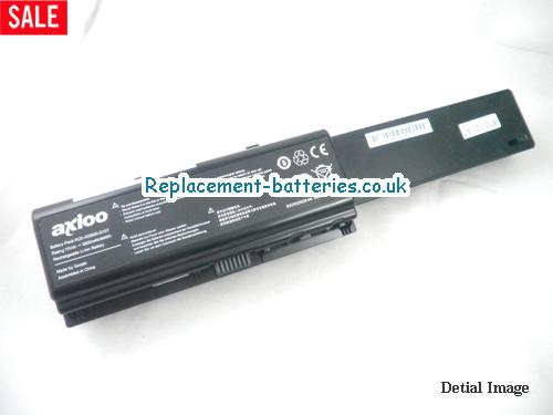 Genuine battery Axioo  63GW20028-6A,W20-4S5600-S1S7 Laptop Battery 5600mah in United Kingdom and Ireland