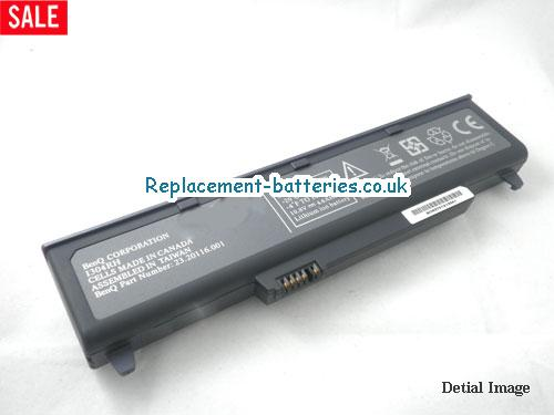 10.8V BENQ JOYBOOK S72-V49 Battery 4800mAh