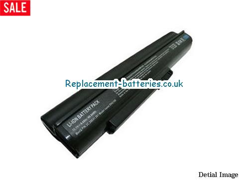 Benq SQU-812, 916T7910F, Joybook Lite U101 Series, 2C.20E01.00 Replacement Laptop Battery 4800mAh 6-Cell in United Kingdom and Ireland