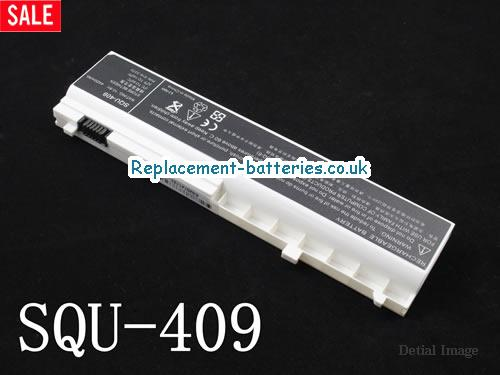 Benq SQU-409 JoyBook S52 JoyBook S52E JoyBook S53 JoyBook S31 JoyBook T31 Series Battery White in United Kingdom and Ireland