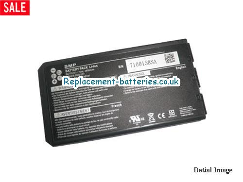 11.1V BENQ JOYBOOK P52 Battery 4800mAh