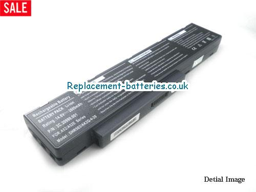 14.8V BENQ JOYBOOK R43 Battery 2600mAh